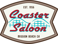Coaster Saloon Logo